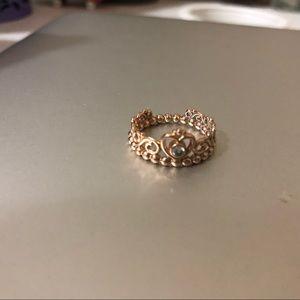 Double Pandora rings!